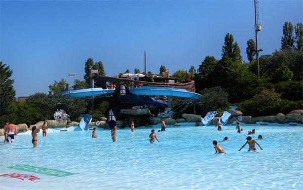 Aquafan villa del mare exclusive residence hotel - Residence rimini con piscina ...